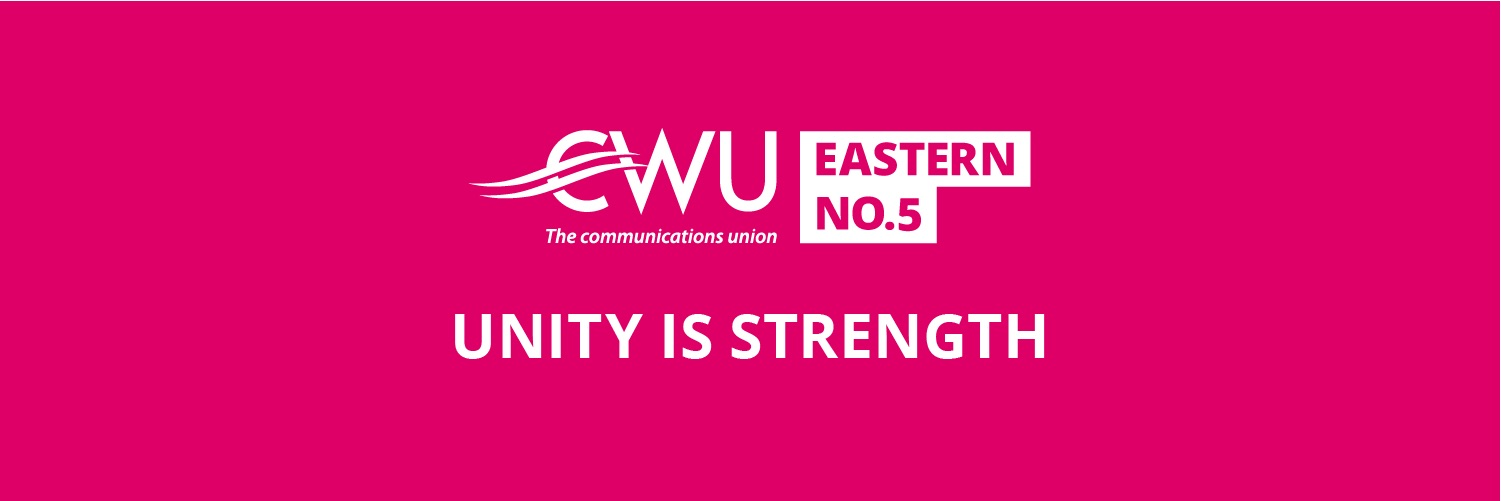 CWU Eastern No5 Branch